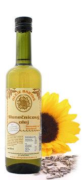 38540-slunecnicovy-olej-1 - Oleje listované za studena i zelenina z Moravy – objednejte si je s dovozem až domů