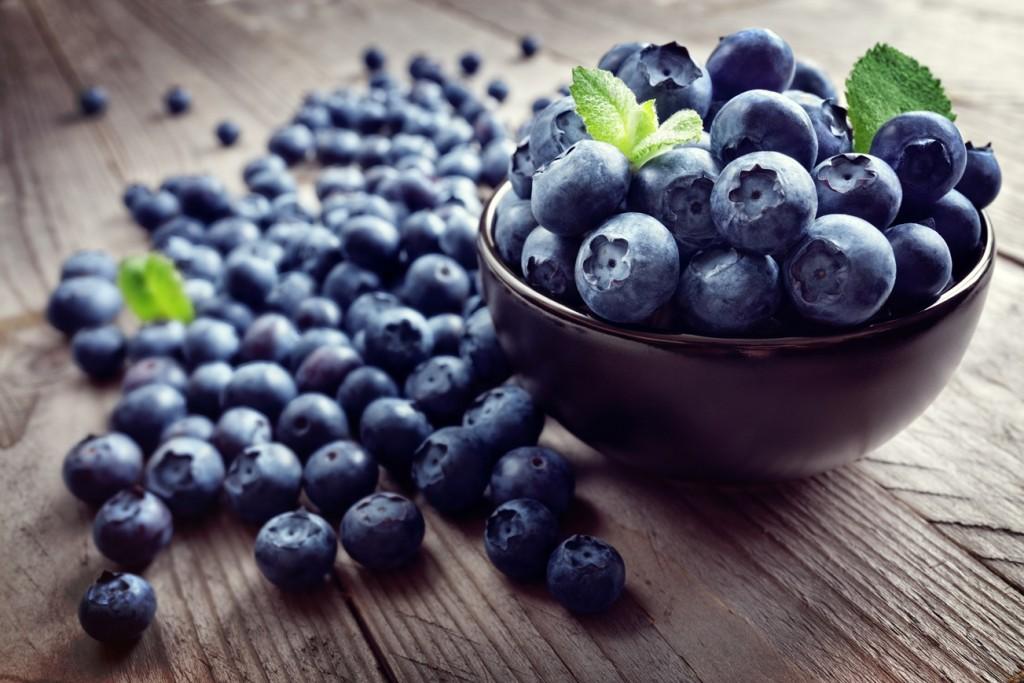 boruvky - Ty nejúčinnější antioxidanty máte doma v lednici anebo ve spíži