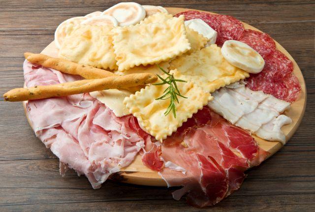 italský-talíř - Jak by se (ne)měl stravovat člověk s atopickým ekzémem