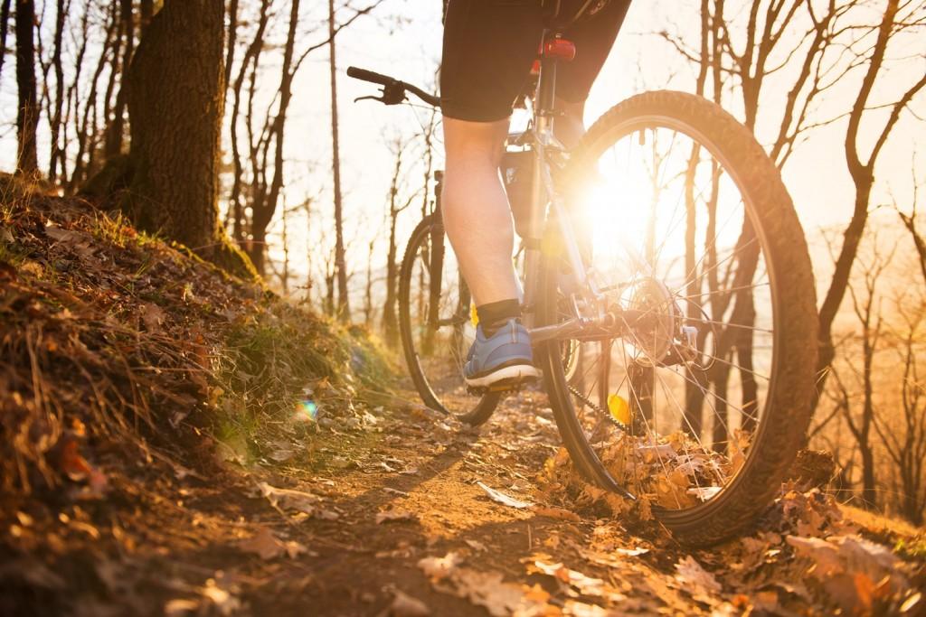 jizda-na-kole - Podzimní únava je přirozenou reakcí organismu. Naučíme vás, jak s ní bojovat
