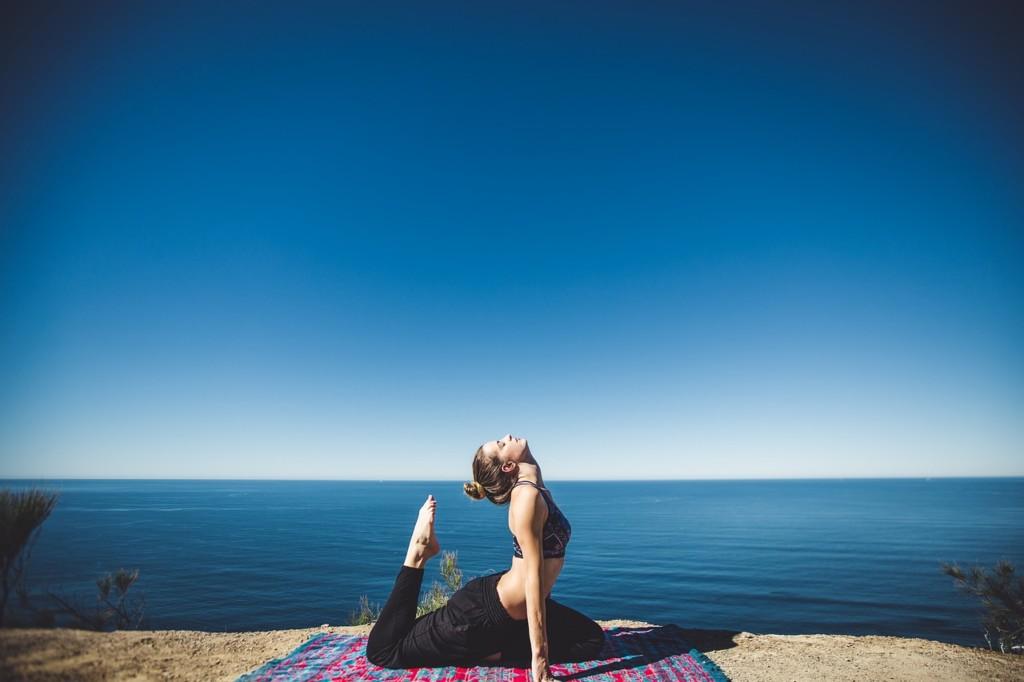 joga-u-more - Zázrak jménem hot jóga: Posílí tělo, mysl a pomůže s hubnutím