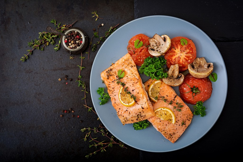 rybi-file-s-bramborem - SNAKE dieta: Za čtyři dny o 10 kilo méně. Raději ji ale nezkoušejte