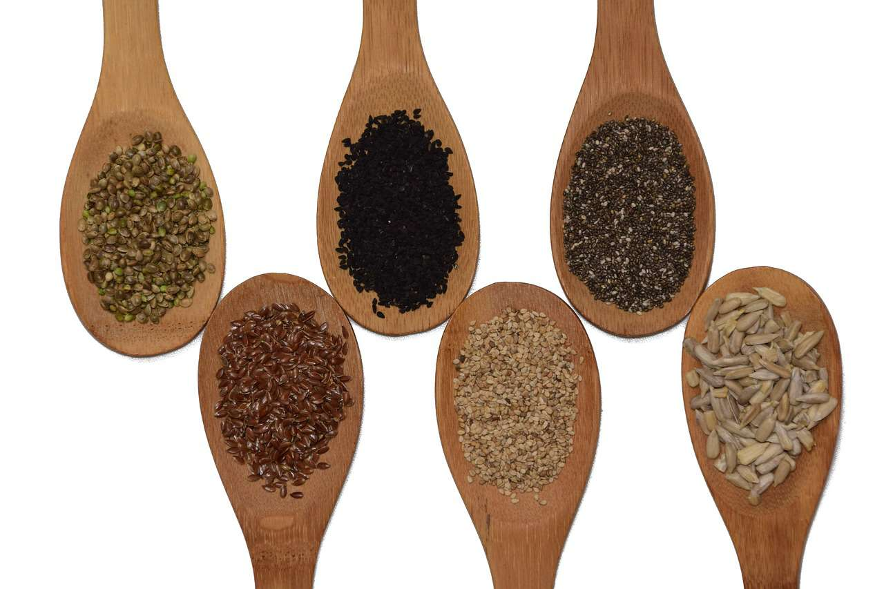 """seminka - Superpotraviny - """"doba semínková"""""""
