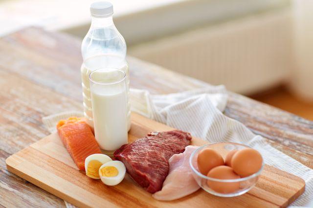 vajicka-maso-mleko - Jak by se (ne)měl stravovat člověk s atopickým ekzémem